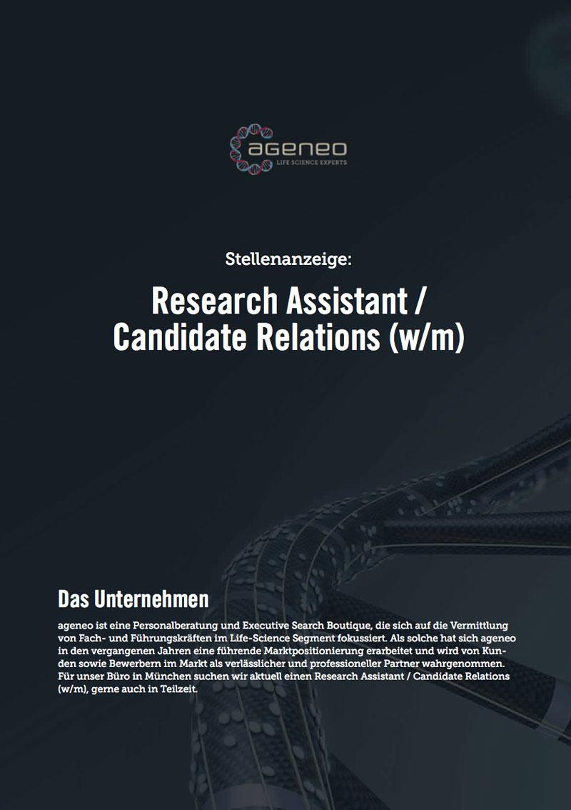 Karrieremoglichkeiten Personalberatung In Bio Pharma Und
